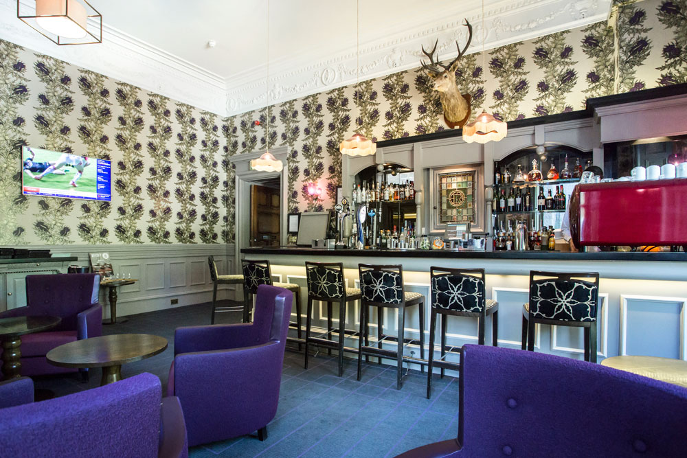 Ardoe House Hotel Bar