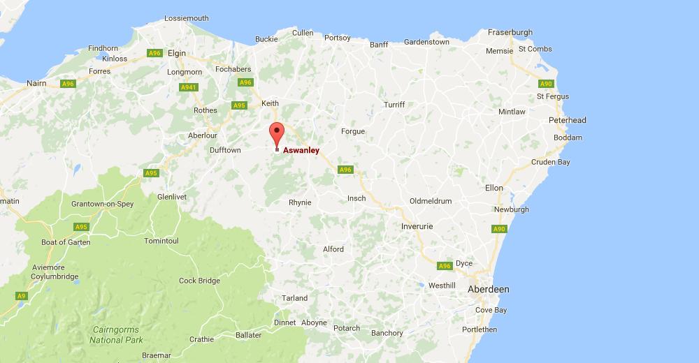 Aswanley Location