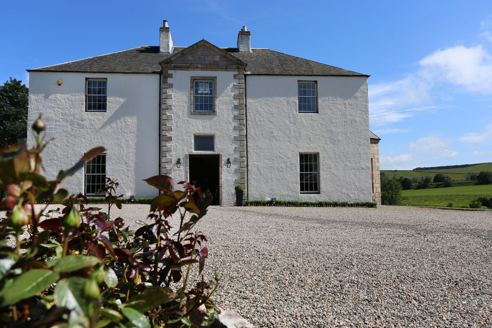 Logie Country House Accommodation, Wedding Venues Scotland
