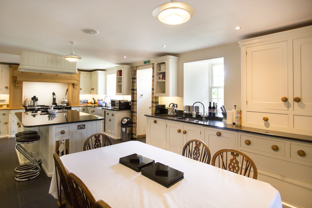 Logie Country House Kitchens & Dining Room, Wedding Venues Scotland