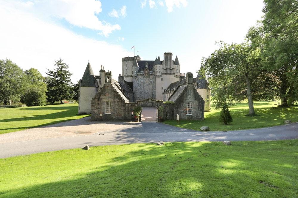 Castle Fraser Castle