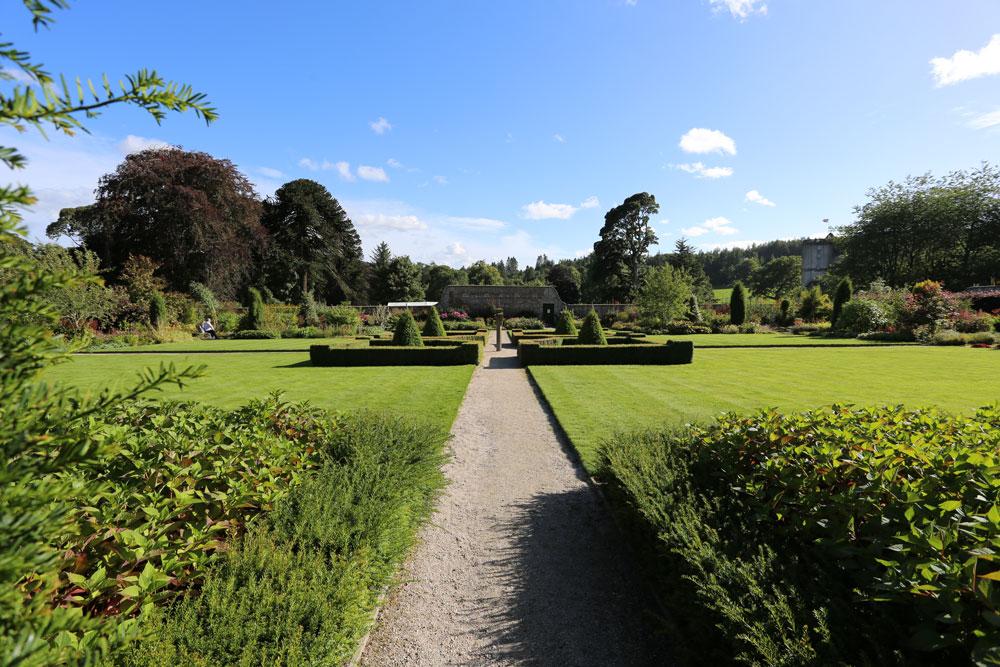 Castle Fraser Gardens