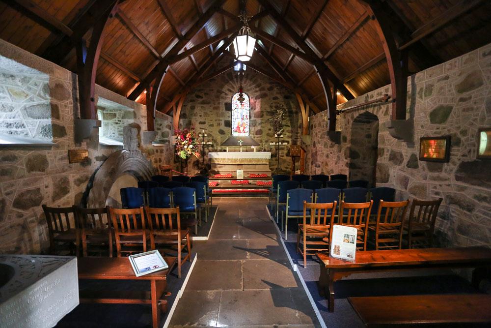 Drum Castle Chapel