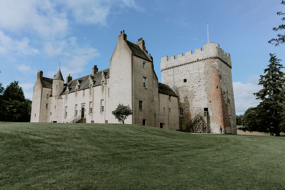 Drum Castle, Tower and Gardens