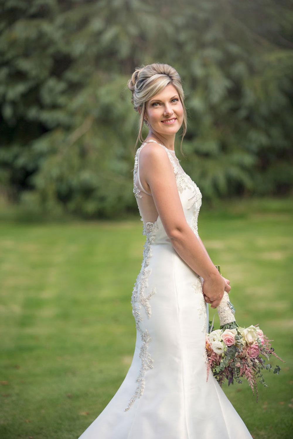 Ardoe House Hotel wedding, bride, Anna Wytrazek Photography, wedding photographer Aberdeen