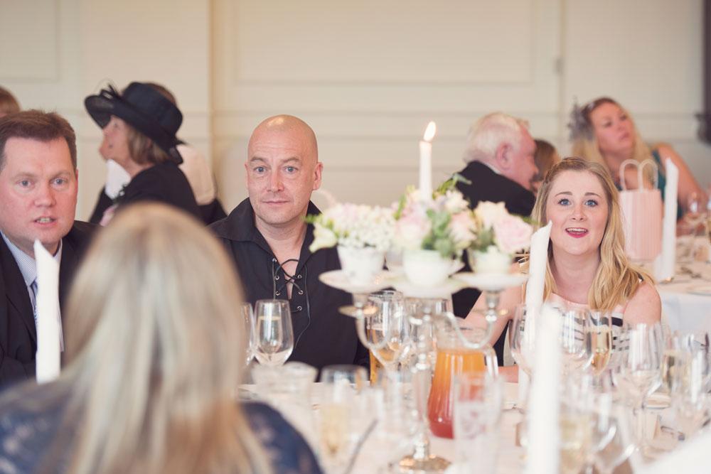 Ardoe House Hotel wedding, wedding guests, Anna Wytrazek Photography, wedding photographer Aberdeen