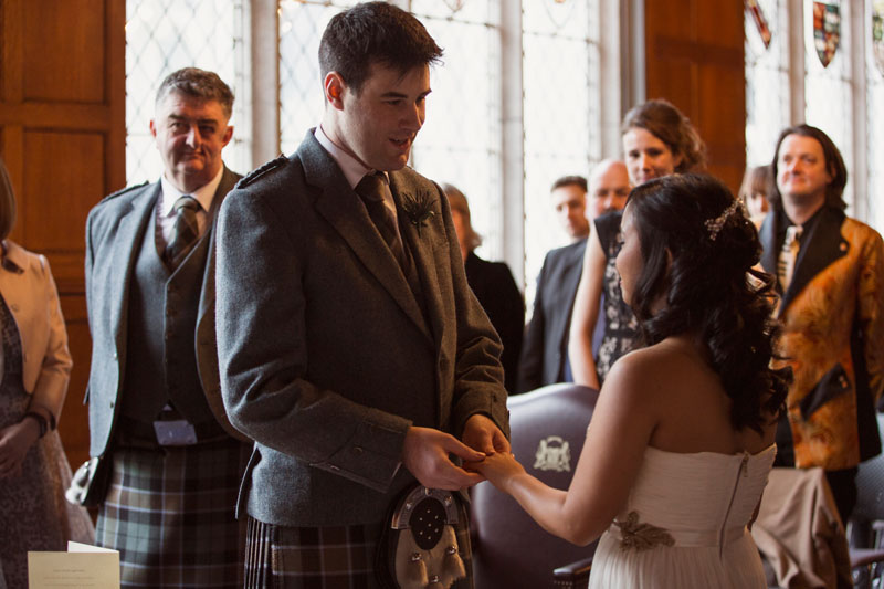 Chester Hotel Wedding, Groom, Anna Wytrazek Photography, Wedding Photographer Aberdeen