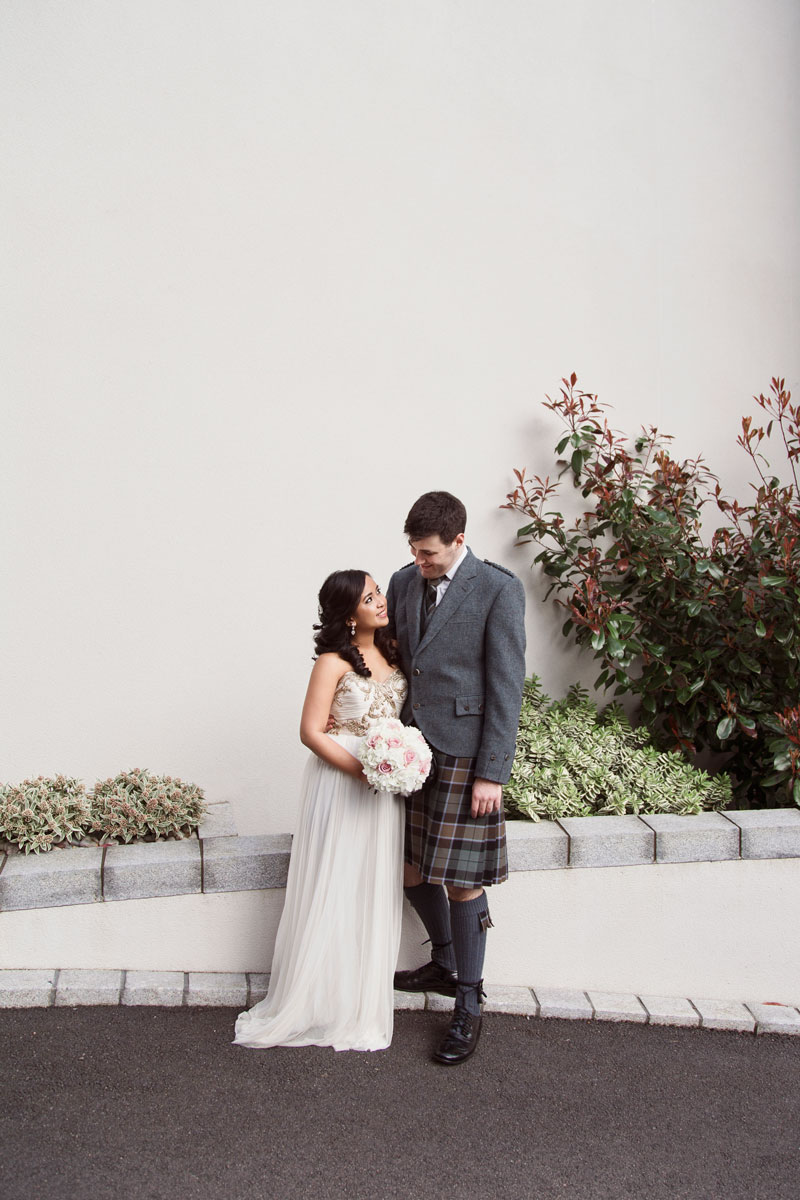 Chester Hotel Wedding, Groom and Bride, Anna Wytrazek Photography, Wedding Photographer Aberdeen