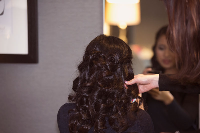 Chester Hotel Wedding, Hairstyle, Anna Wytrazek Photography, Wedding Photographer Aberdeen
