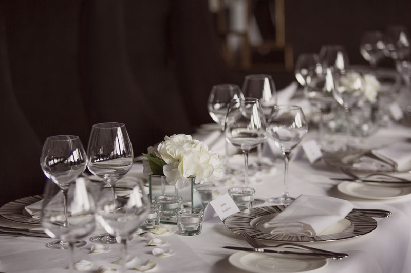 Chester Hotel Wedding, Table Decoration, Anna Wytrazek Photography, Wedding Photographer Aberdeen