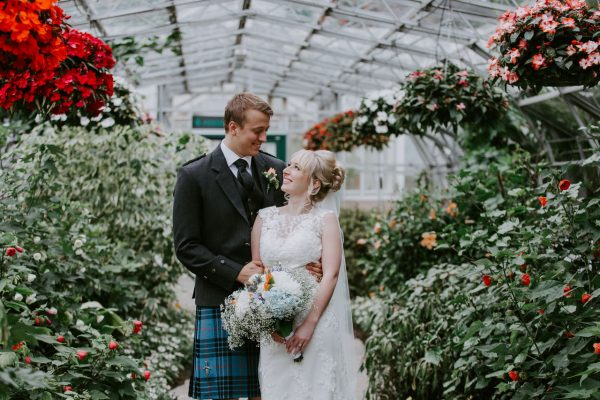 Anna Wytrazek Photography, Wedding photographer Aberdeen, Winter Gardens