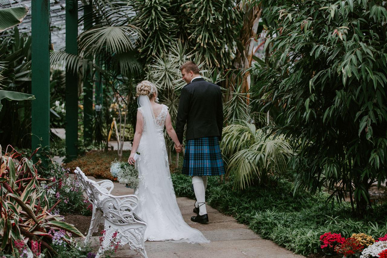 Anna Wytrazek photography, Wedding Photographer Aberdeen, Winter Gardens Wedding, Duthie Park
