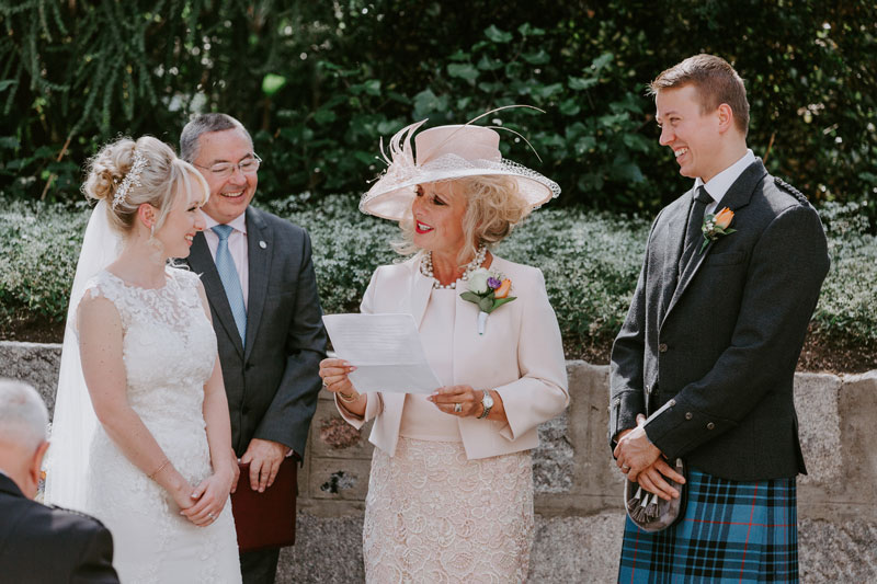Duthie Park Winter Gardens Wedding, Mother of the bride, Anna Wytrazek Photography, Wedding Photographer Aberdeen
