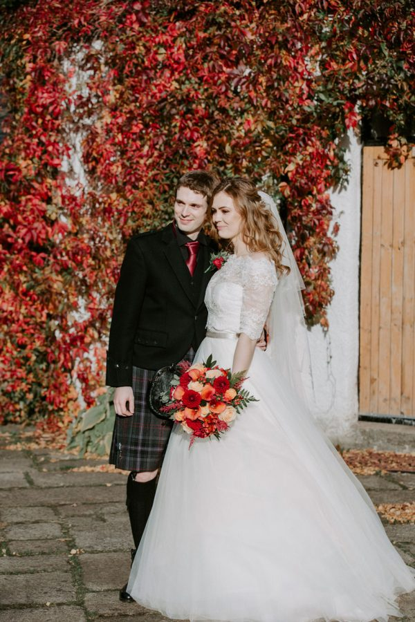 Wedding Photographer Aberdeen, Anna Wytrazek Photography, Logie Country House