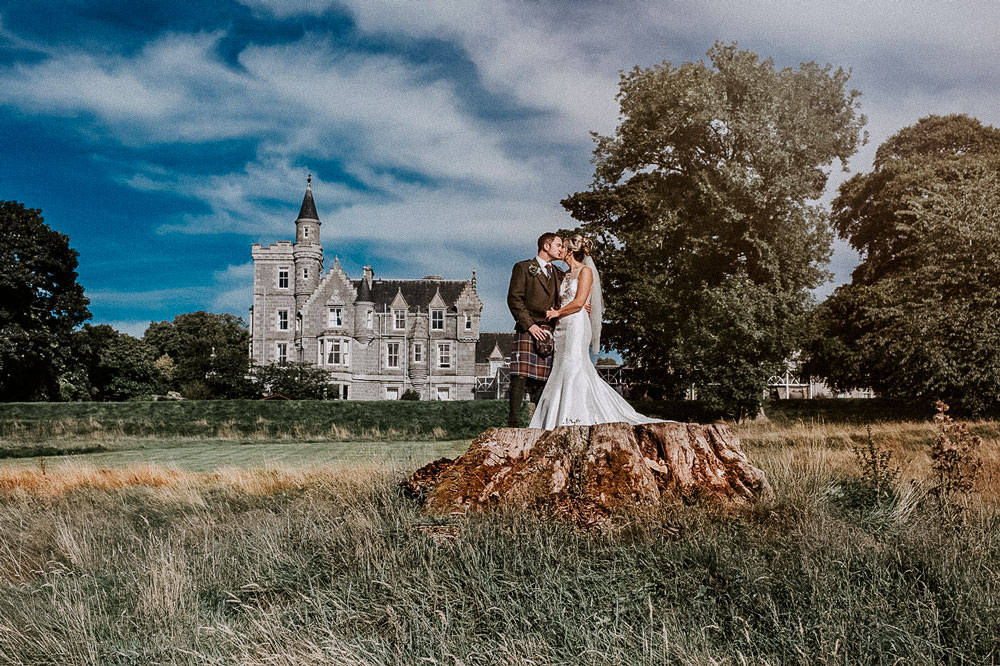 Aberdeen wedding photographer, Ardoe house hotel Aberdeen Anna Wytrazek photography
