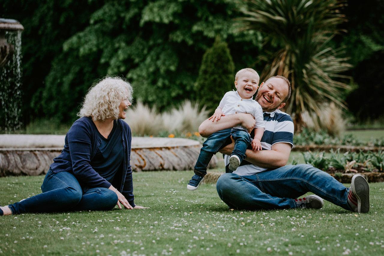 Anna Wytrazek Photography, Relaxed photo session, Newborn Photographer Aberdeen