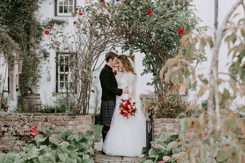 Logie Country House Wedding, Bride and groom happy, Anna Wytrazek Photography, Wedding Photographer Aberdeen