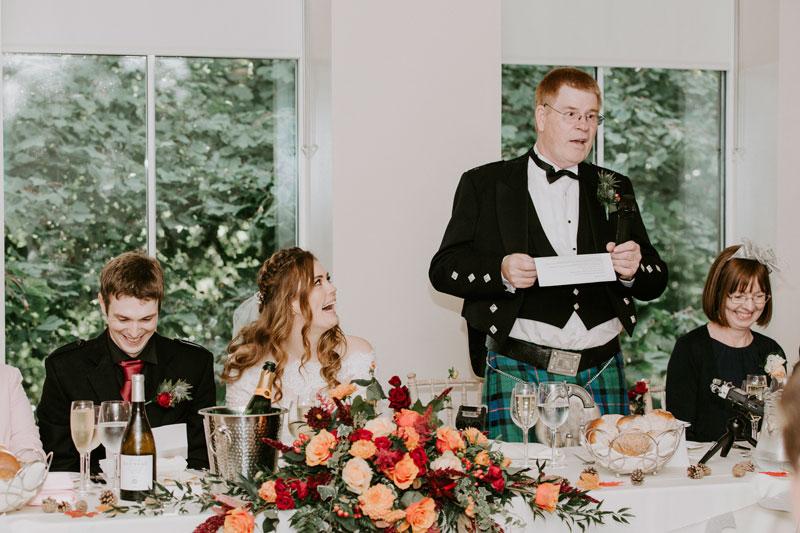 Logie Country House Wedding, Details on the dress, Anna Wytrazek Photography, Wedding Photographer Aberdeen