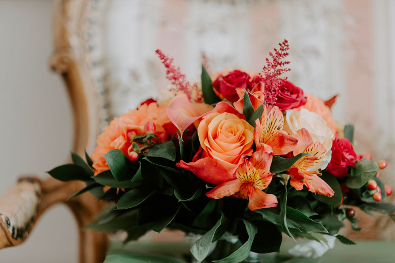 Logie Country House Wedding, Flowers, Anna Wytrazek Photography, Wedding Photographer Aberdeen