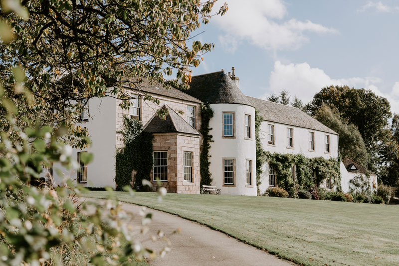 Logie Country House Wedding, House, Anna Wytrazek Photography, Wedding Photographer Aberdeen