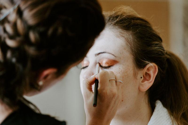 Logie Country House Wedding, Makeup, Anna Wytrazek Photography, Wedding Photographer Aberdeen