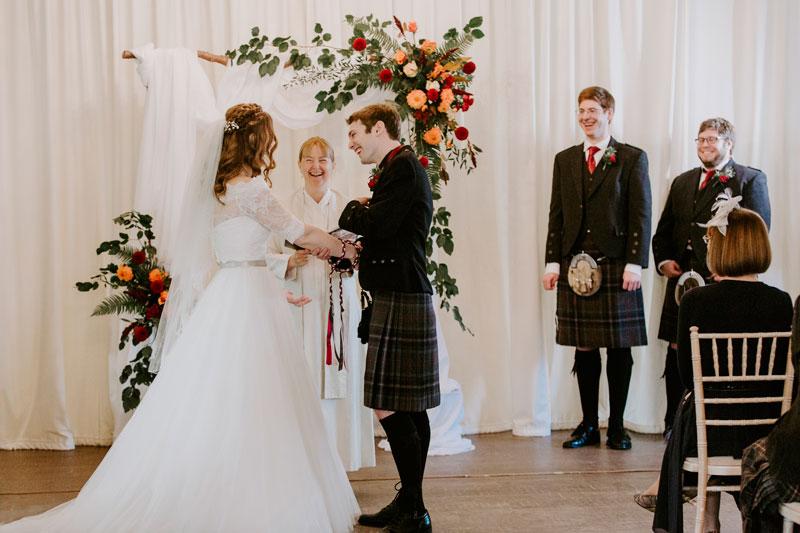 Logie Country House Wedding, Tie the knot, Anna Wytrazek Photography, Wedding Photographer Aberdeen