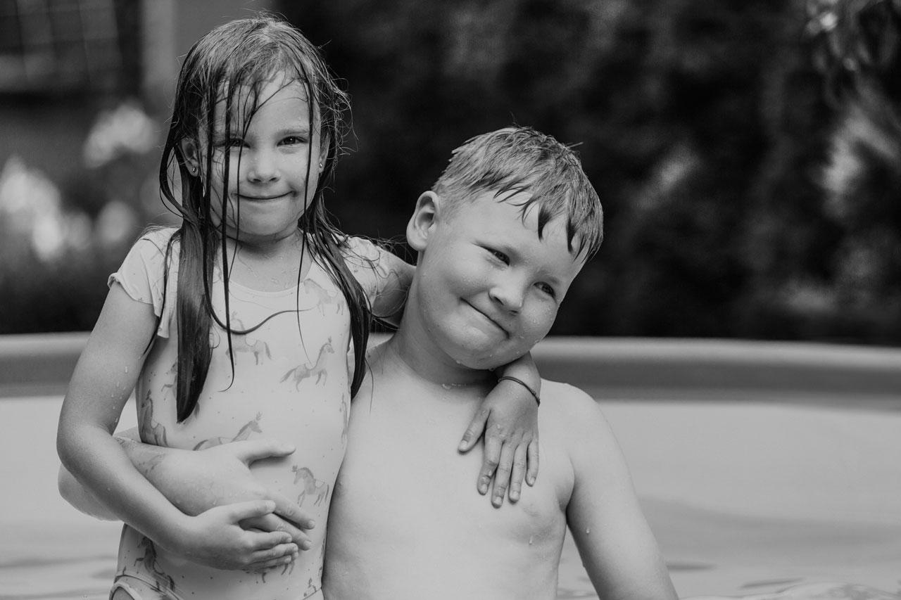 Anna Wytrazek Photography Family photographer Edinburgh Siblings