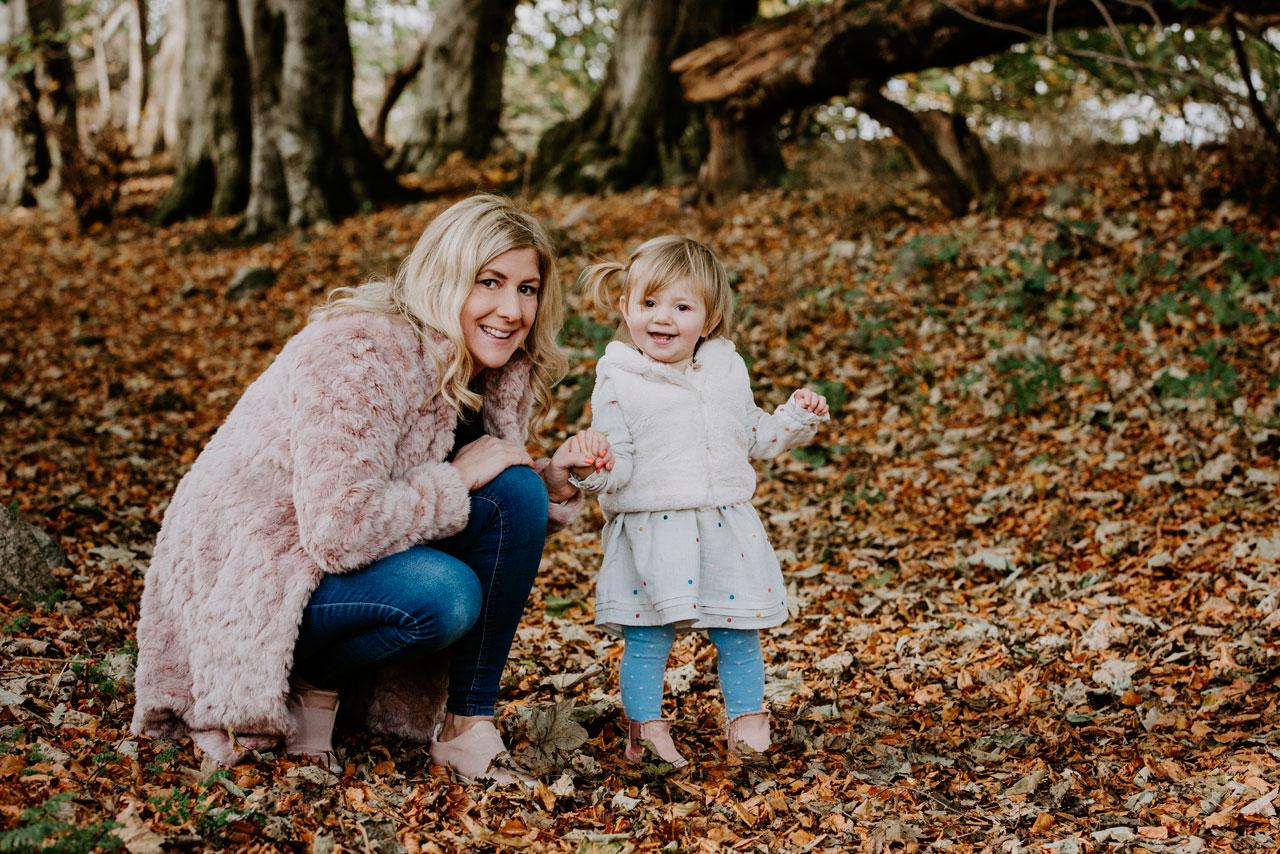 Anna Wytrazek Photography Portrait Photographer Edinburgh mom and daughter