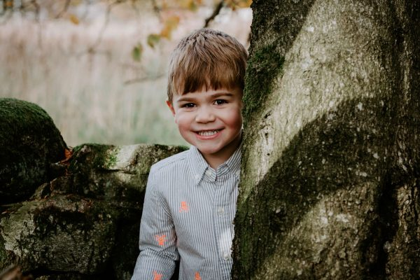 Anna Wytrazek Photography Portrait Photography Edinburgh Little Boy