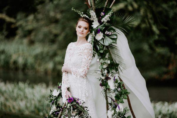 Edinburgh Wedding Photographer Styled session Anna Wytrazek Photography