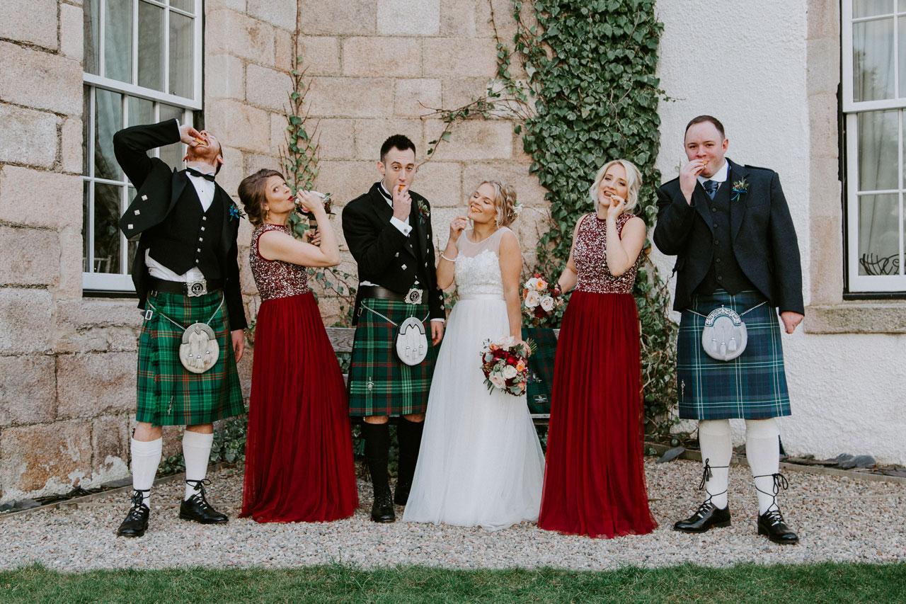 Scottish Wedding Wedding Photography Edinburgh