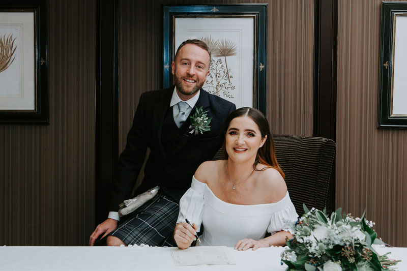 The Marcliffe Hotel wedding Anna Wytrazek Photography Wedding Photographer Edinburgh 265