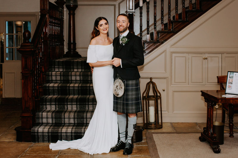 The Marcliffe Hotel wedding Anna Wytrazek Photography Wedding Photographer Edinburgh 361