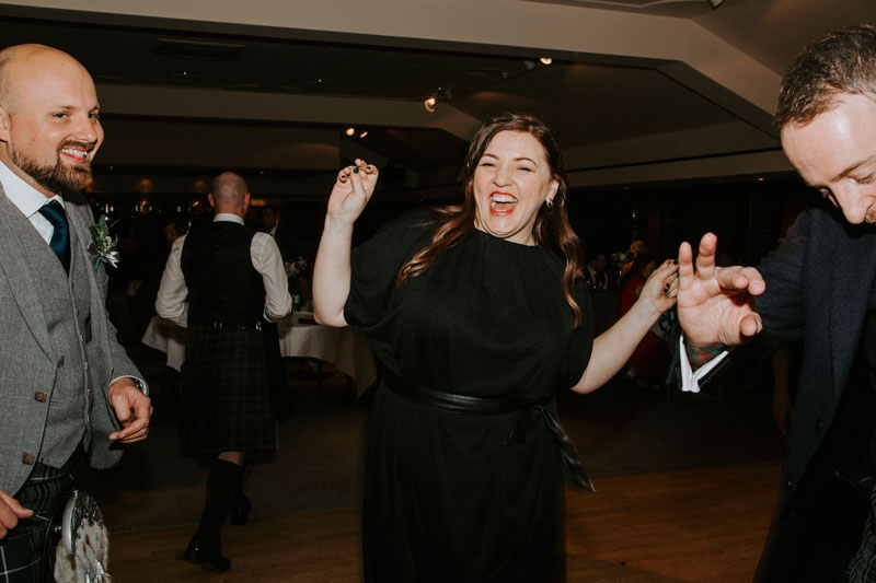 The Marcliffe Hotel wedding Anna Wytrazek Photography Wedding Photographer Edinburgh 542