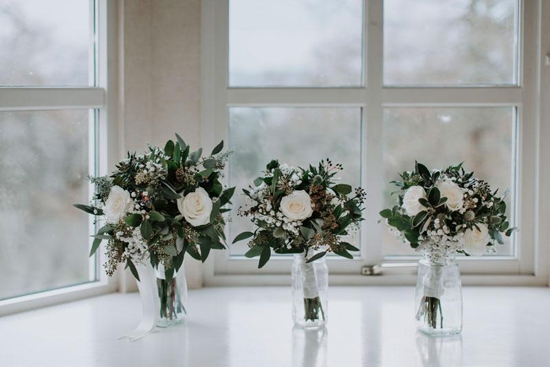 The Marcliffe Hotel wedding Anna Wytrazek Photography Wedding Photographer Edinburgh wedding flowers