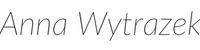 Anna Wytrazek Photography Logo